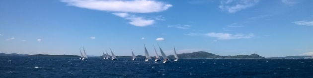 24.regata JKO start 5.plova